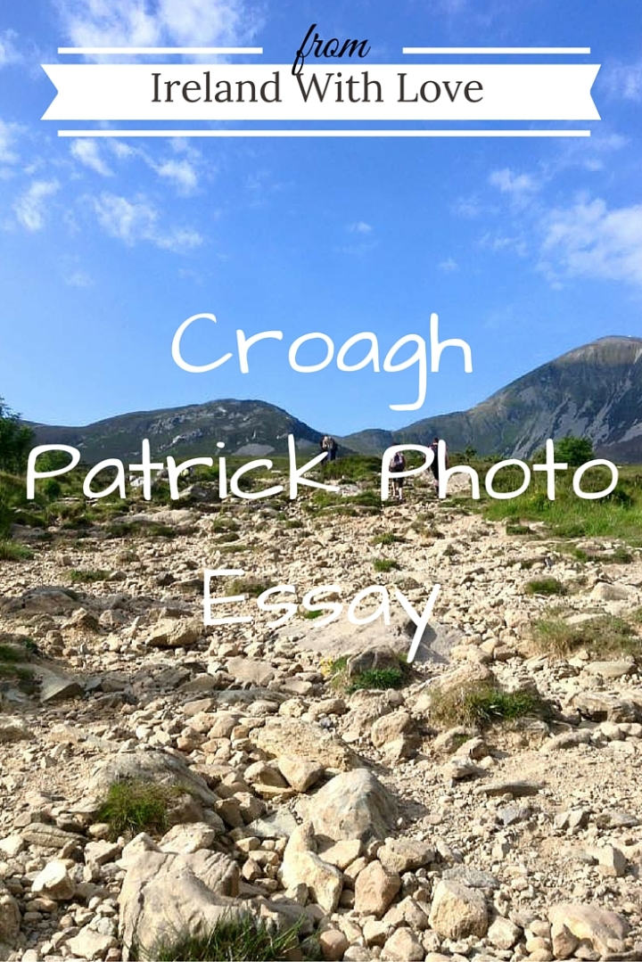 Check out these stunning views of Croagh Patrick and Clew Bay in Co. Mayo, Ireland. Legend has it that St. Patrick banished the 'snakes' from Ireland from this mountain.