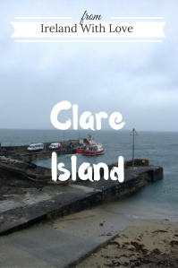 Join me on an adventure around the beautiful Clare Island off the west coast of Ireland