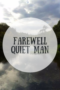 Reflecting on my time working in The Quiet Man museum.