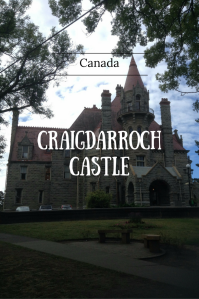 If you love castles you need to visit the magnificent Craigdarroch Castle, coined as Canada's Castle!