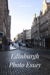 Join me on a tour of the beautiful city of Edinburgh with my photo essay.