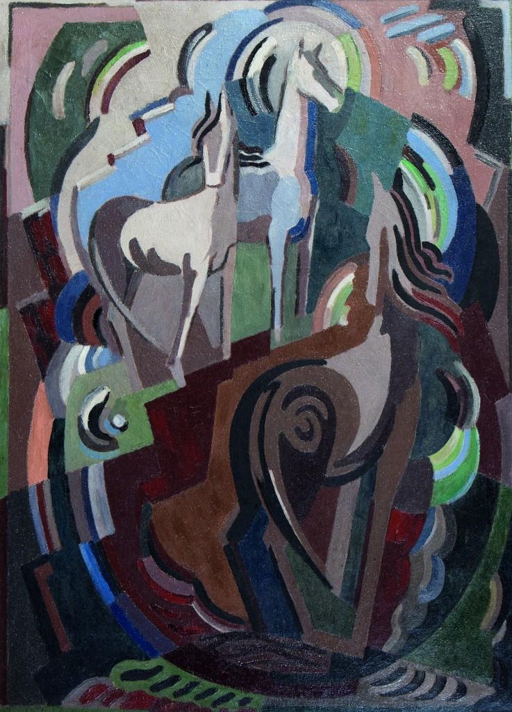 Achill Horses Mainie Jelett