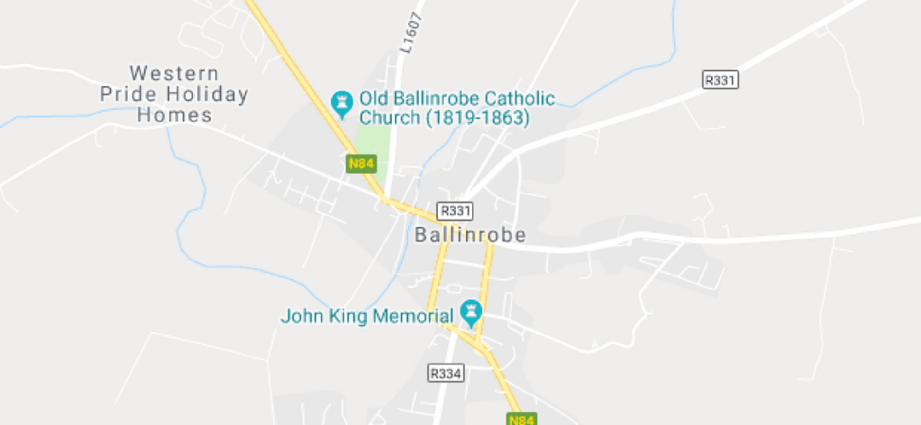 Ballinrobe Historic Tour