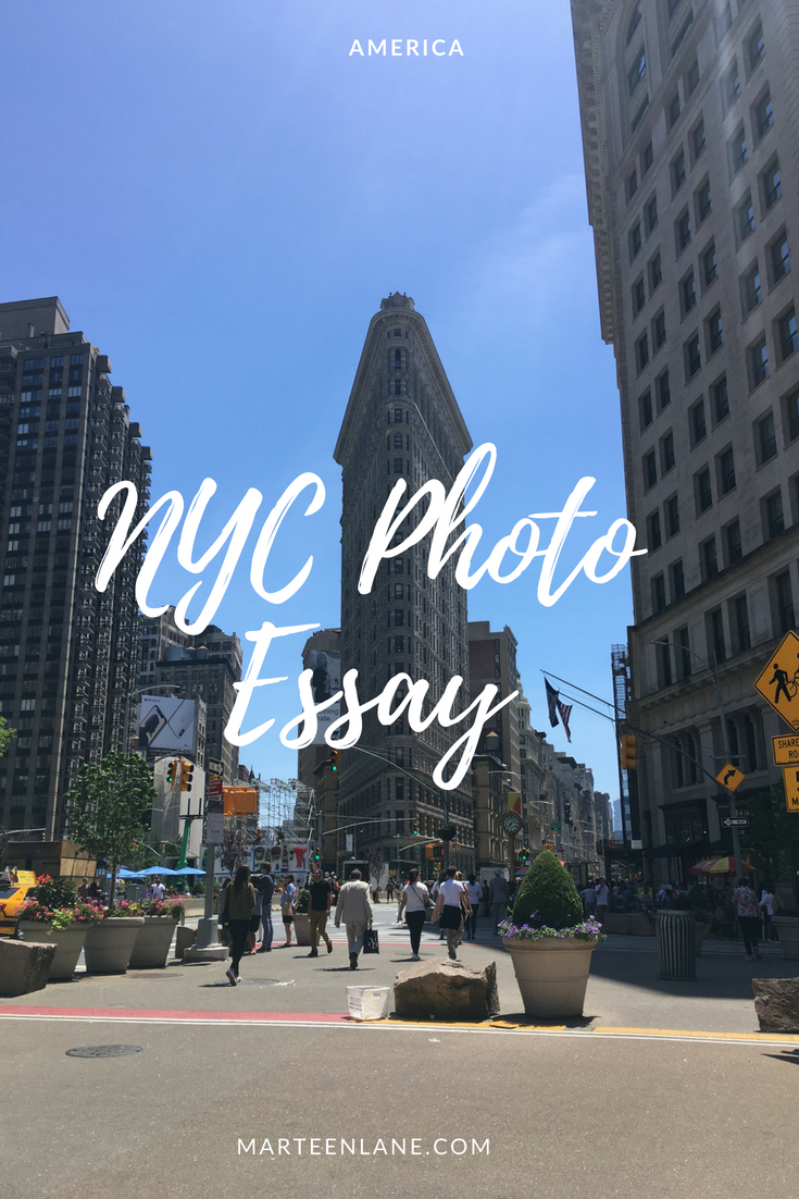 NYC is an amazing city with architecture, history and pretty parks. See how I captured the city with my NYC Photo Essay.