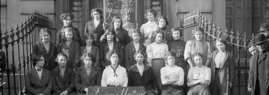 Unionising Women Workers